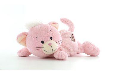 Katze Rosa / Cat Pink