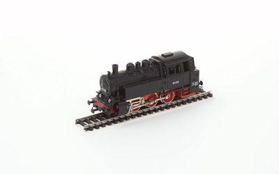 Lokomotive Schwarz / Locomotive Black