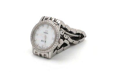Uhr Silber / Watch Silver