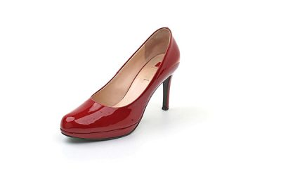 Schuh Rot / Shoe Red