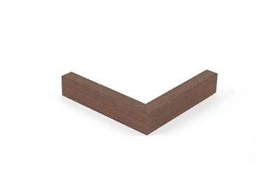 Holzrahmen Braun / Wooden Frame Brown